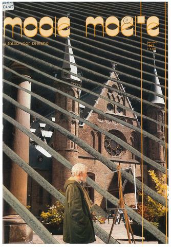 Mooie moeite / Uitblad voor Zeeland 1987