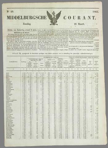 Middelburgsche Courant 1865-03-26