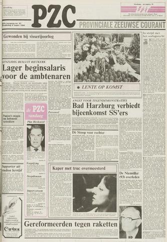 Provinciale Zeeuwse Courant 1984-03-08