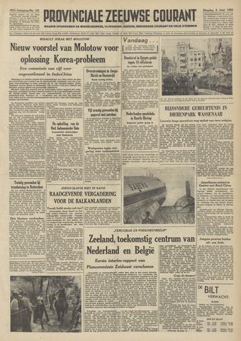 Provinciale Zeeuwse Courant 1954-06-08