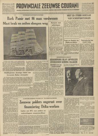 Provinciale Zeeuwse Courant 1957-09-23