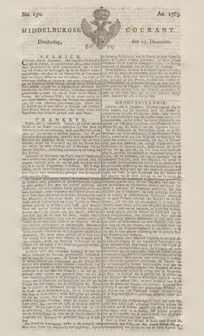 Middelburgsche Courant 1763-12-15