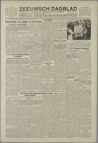 Zeeuwsch Dagblad 1950-02-24