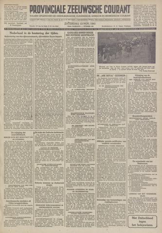 Provinciale Zeeuwse Courant 1941-11-15