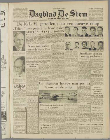 de Stem 1954-09-06