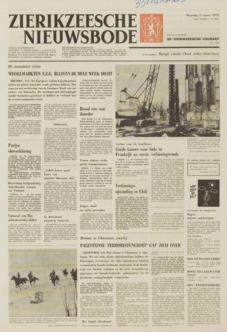 Zierikzeesche Nieuwsbode 1973-03-05