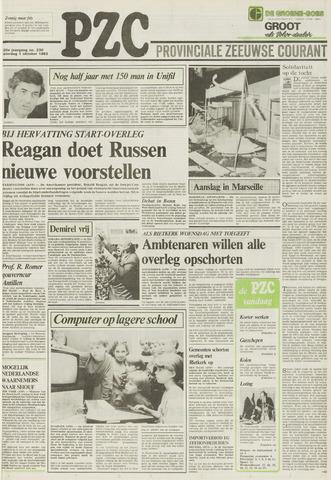 Provinciale Zeeuwse Courant 1983-10-01