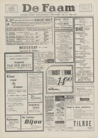 de Faam en de Faam/de Vlissinger 1969-05-29