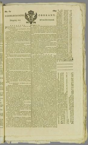 Middelburgsche Courant 1809-05-16
