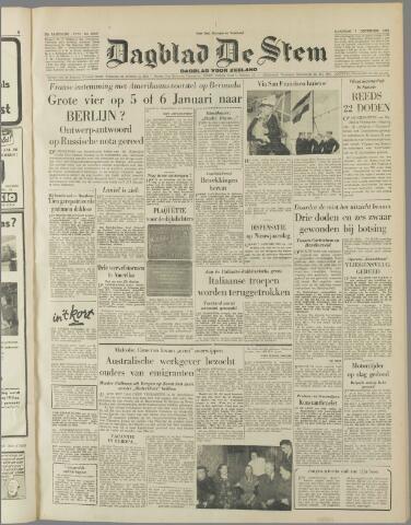 de Stem 1953-12-07