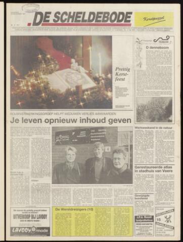 Scheldebode 1991-12-23
