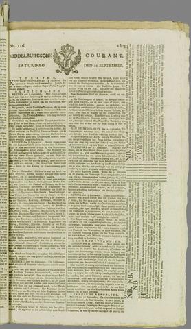 Middelburgsche Courant 1805-09-21