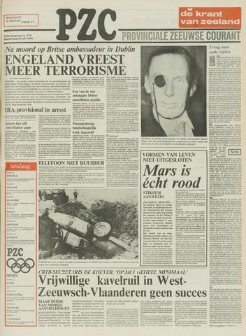 Provinciale Zeeuwse Courant 1976-07-22