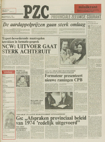 Provinciale Zeeuwse Courant 1977-08-02