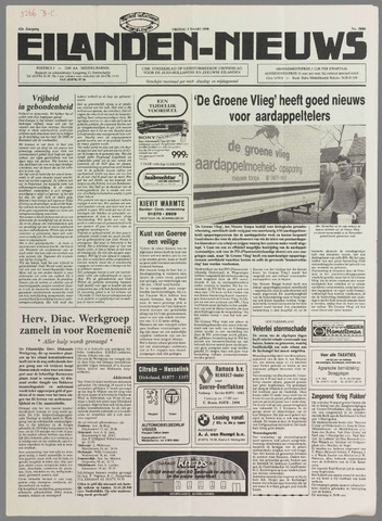 Eilanden-nieuws. Christelijk streekblad op gereformeerde grondslag 1990-03-02