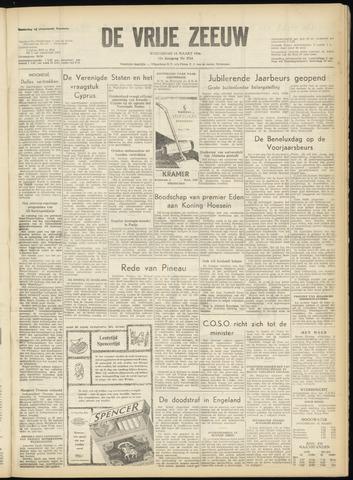 de Vrije Zeeuw 1956-03-14