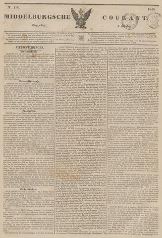 Middelburgsche Courant 1843-10-03