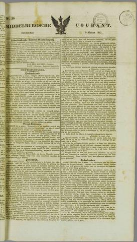 Middelburgsche Courant 1837-03-09