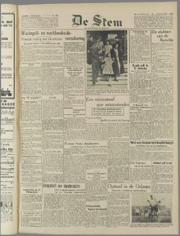 de Stem 1948-01-26