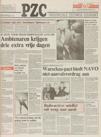Provinciale Zeeuwse Courant 1983-01-06