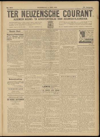 Ter Neuzensche Courant. Algemeen Nieuws- en Advertentieblad voor Zeeuwsch-Vlaanderen / Neuzensche Courant ... (idem) / (Algemeen) nieuws en advertentieblad voor Zeeuwsch-Vlaanderen 1932-05-11