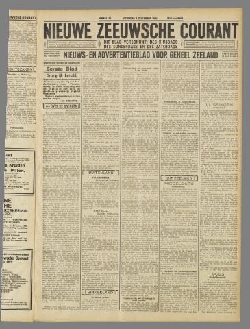 Nieuwe Zeeuwsche Courant 1934-09-01
