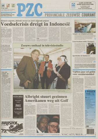 Provinciale Zeeuwse Courant 1998-02-21