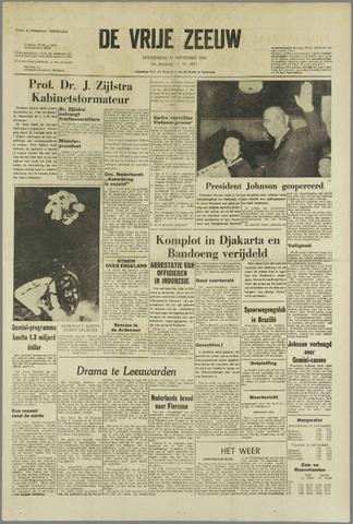 de Vrije Zeeuw 1966-11-17