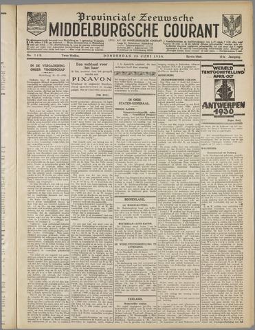 Middelburgsche Courant 1930-06-26