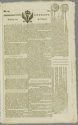 Middelburgsche Courant 1811-02-12
