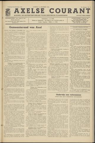 Axelsche Courant 1959-12-12