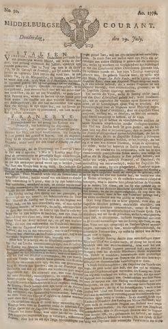 Middelburgsche Courant 1779-07-29