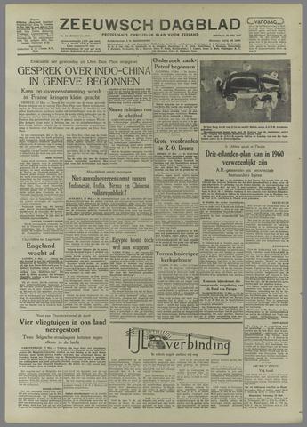Zeeuwsch Dagblad 1954-05-18