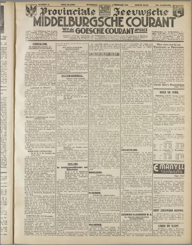 Middelburgsche Courant 1935-02-06