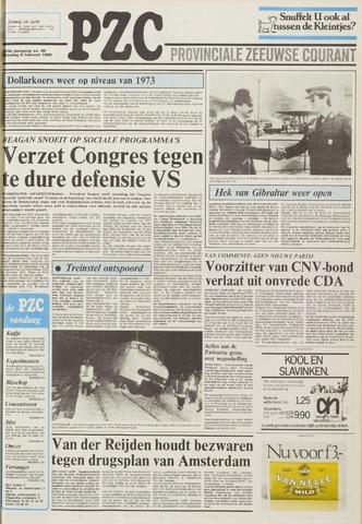 Provinciale Zeeuwse Courant 1985-02-05