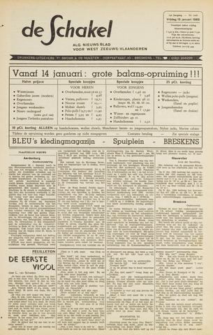 De Schakel 1965-01-15