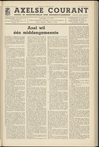 Axelsche Courant 1965-02-20