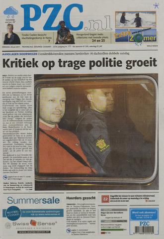 Provinciale Zeeuwse Courant 2011-07-26
