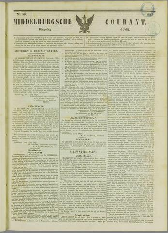 Middelburgsche Courant 1847-07-06