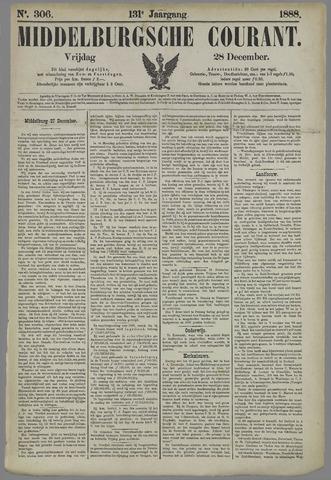 Middelburgsche Courant 1888-12-28