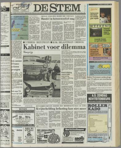 de Stem 1990-11-03