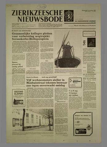 Zierikzeesche Nieuwsbode 1982-11-04