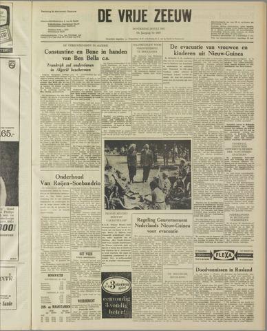 de Vrije Zeeuw 1962-07-26