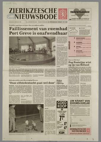Zierikzeesche Nieuwsbode 1996-02-05
