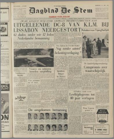de Stem 1961-05-31