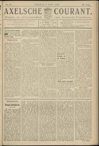 Axelsche Courant 1927-06-03
