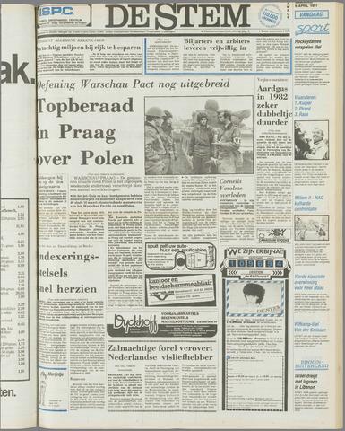 de Stem 1981-04-06