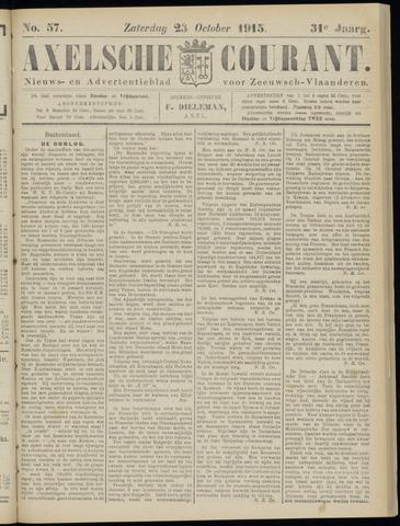 Axelsche Courant 1915-10-23