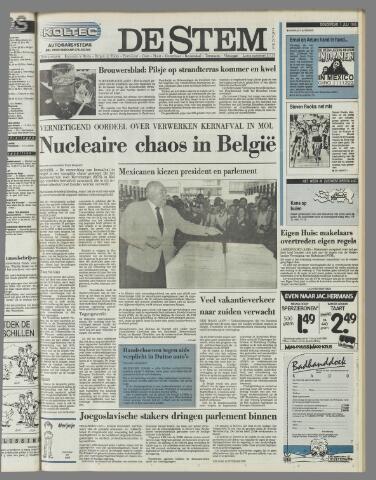 de Stem 1988-07-07