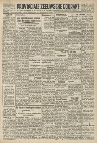 Provinciale Zeeuwse Courant 1946-07-26